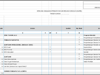Download Aplikasi RKAS BOS Terbaru Format Excel