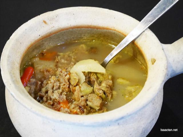 Makassar Inspired Lamb Ribs Soup