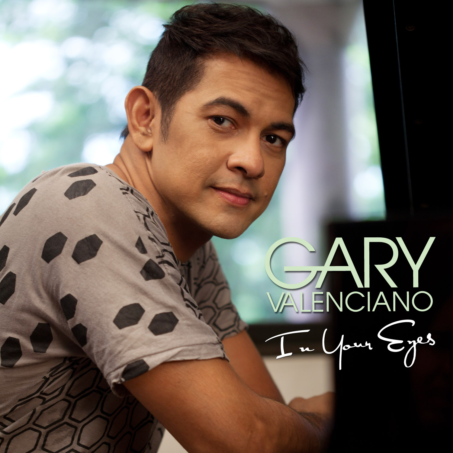 Gary Valenciano releases In Your Eyes | THE WEB MAGAZINE