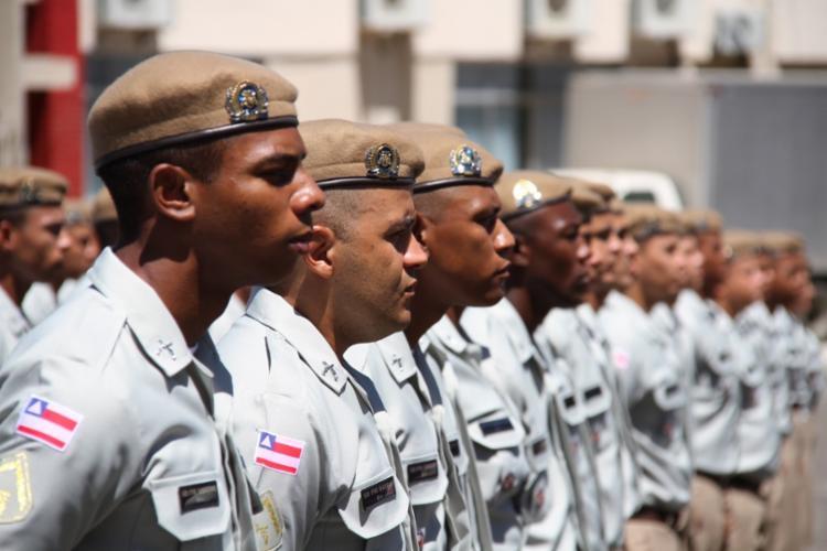 Concurso Polícia Militar da BAHIA - 2.000 vagas no 2º semestre de 2019