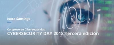Congreso de Ciberseguridad: Cybersecurity Day 2018 Tercera Edición imaegn