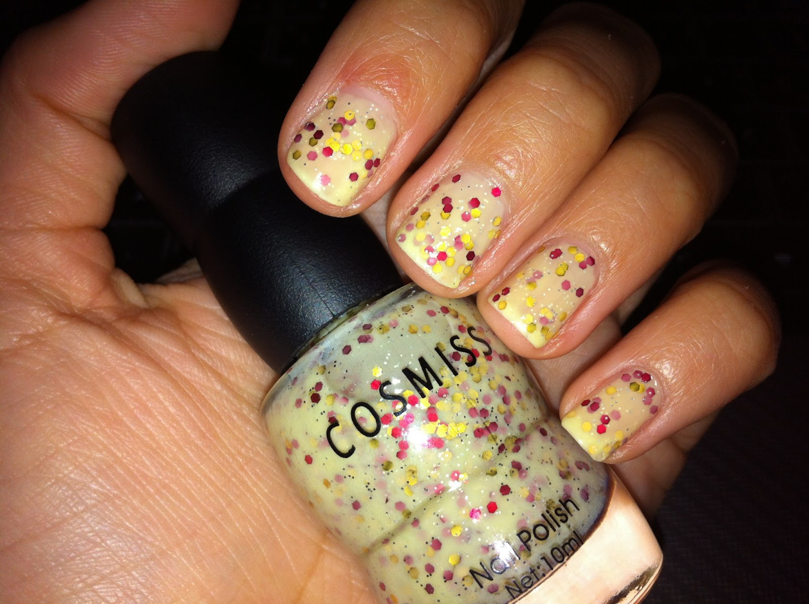 FairyAna Born Pretty Store glitter nail polish