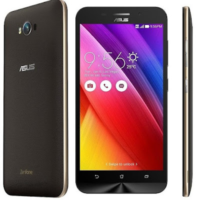 Cara Flash Asus Zenfone Max ZC550KL Via Sd Card
