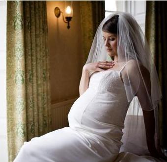 64b54667a Antiguamente cuando una novia salía embarazada era mal visto