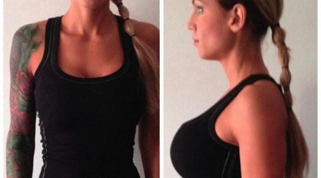 Γιατί έδιωξαν δια παντός, τη γυναίκα αυτή από το γυμναστήριο όπου πήγαινε; (Video&Photos)