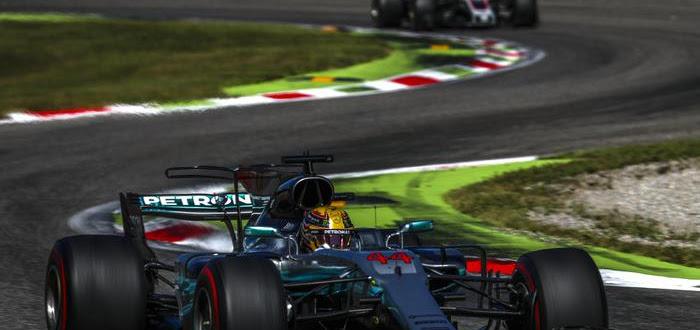 F1, GP Italia: dominio Mercedes, trionfa Hamilton. Vettel 3°