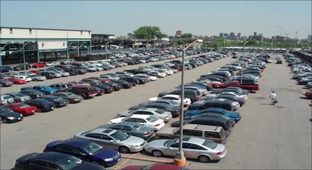 Trung Quốc đã bắt đầu xuất khẩu ôtô cũ sang Nigeria. Ảnh: Nigeria Today