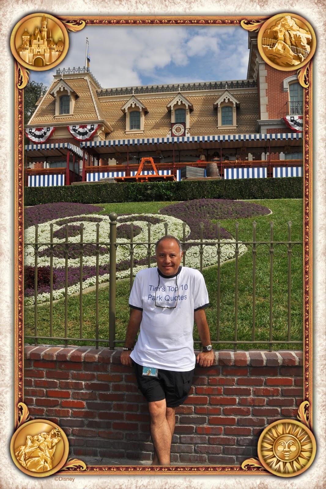Happy 58th Birthday Disneyland