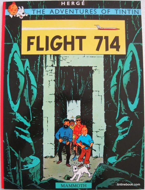 Flight 714 Cover