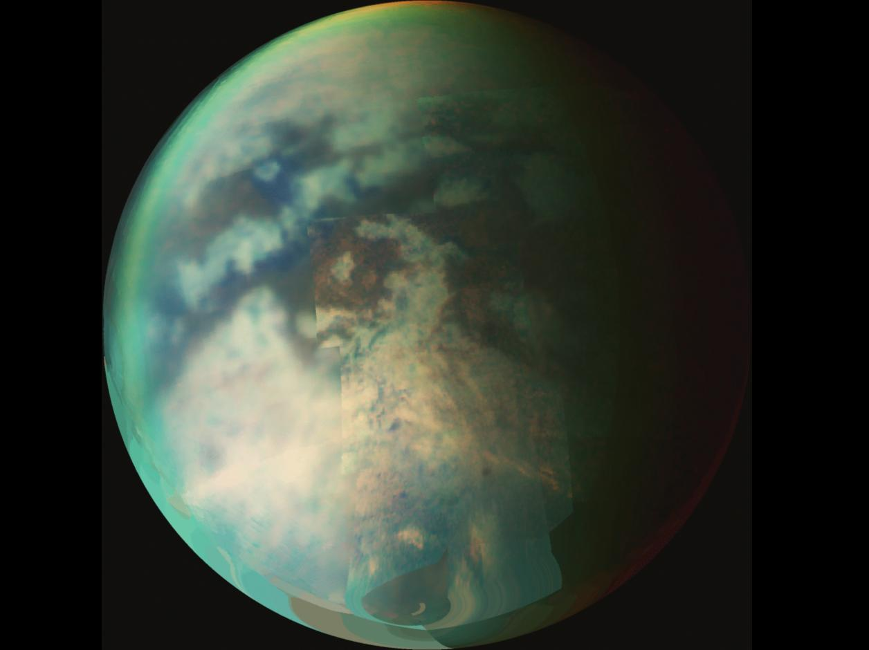 thonnamkuzhy: Earth-like Saturn moon has liquid ocean