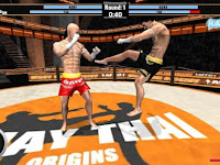 Download Muay Thai – Fighting Origins Apk v1.03 Mod (Free Rewards/Klik Watch) Latest Version Update April 2016