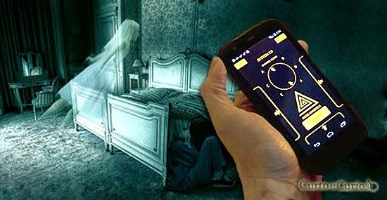 Radar de Fantasmas: Apps prometem revelar espíritos