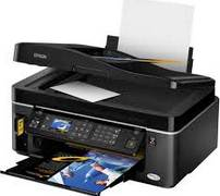 Epson SX600, BX600 Resetter Download