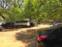 Estacionamento Parque Ecológico de Barueri