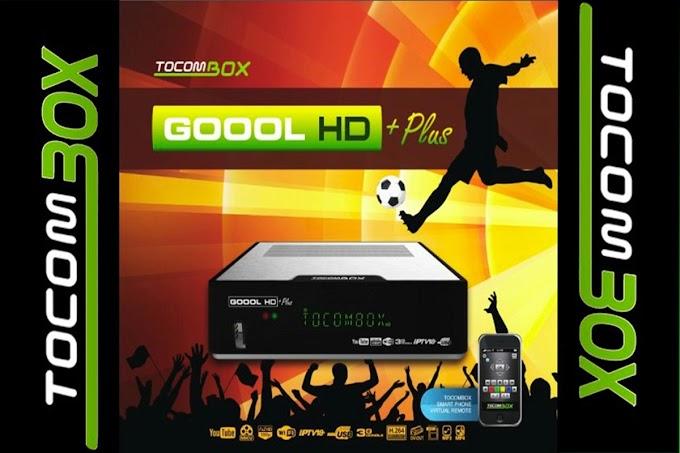 TOCOMBOX GOOOL HD PLUS NOVA ATUALIZAÇÃO V02.032 - 26/01/2017