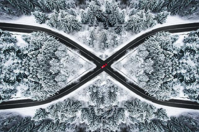 Le migliori foto aeree da tutto il mondo