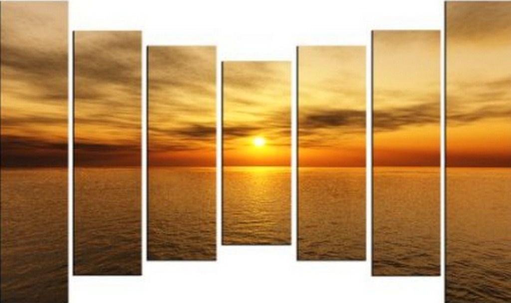 Cuadros modernos pinturas y dibujos paisajes modernos - Fotos modernas para cuadros ...