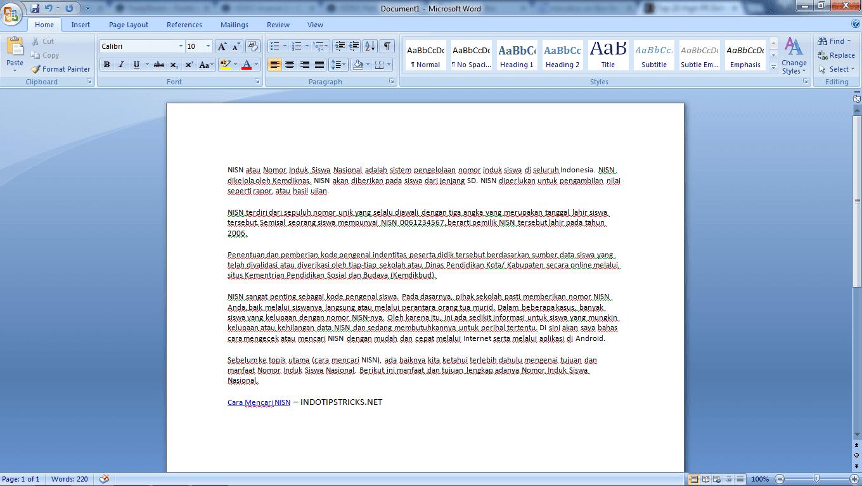 Document sharing untuk mendapatkan backlink berkualitas