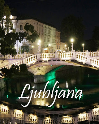 Travel the World: Ljubljana, the capital of Slovenia, has all the makings of a picturesque European town. There's a castle on the hill, a river winding through the city crossed by arched bridges, and colorful art nouveau buildings surrounding open squares.