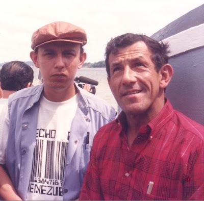 Edgar C. Otálvora y Julio Londoño Paredes 07 de febrero de 1990