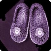 Zapatitos para Bebé a Crochet
