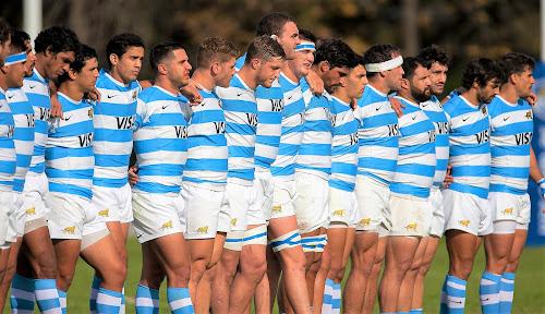 Plantel de Argentina XV para la Rugby Summer Cup