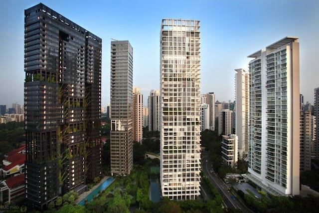Căn hộ đắt nhất singapore có gì đặc biệt ?