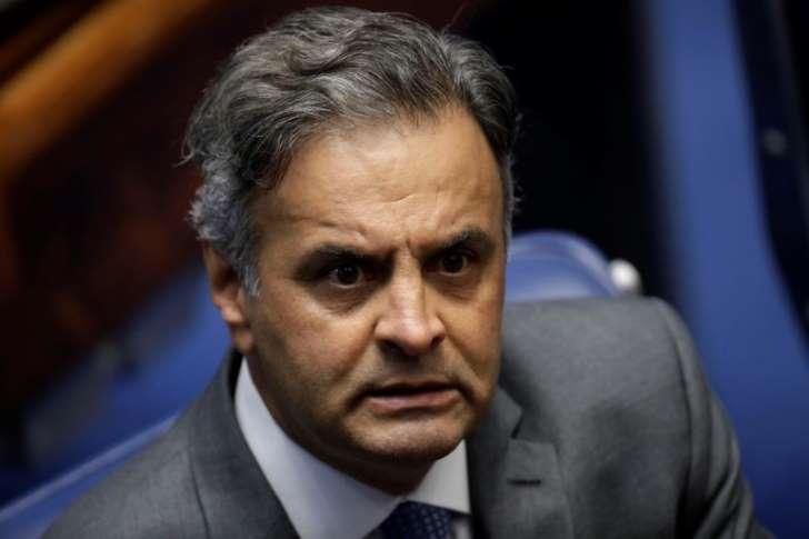 Aécio vira réu por corrupção e obstrução de Justiça no caso da delação da JBS
