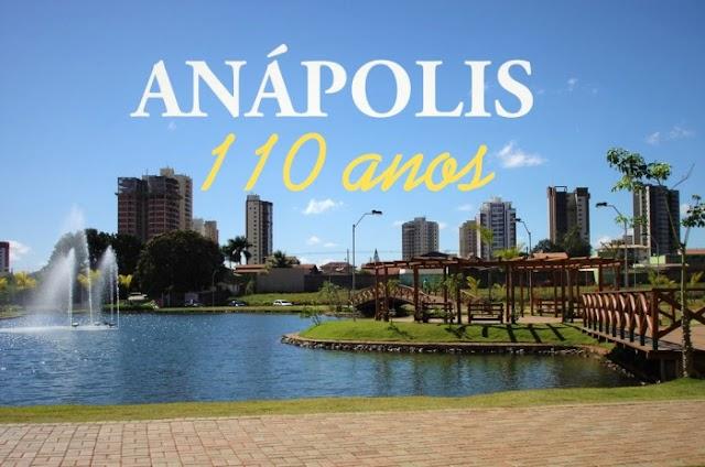 Aniversário de Anápolis