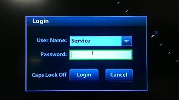 2. login system admin