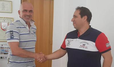Το βίντεο με την παρουσίαση του νέου προπονητή της ΑΕΕΚ ΙΝΚΑ