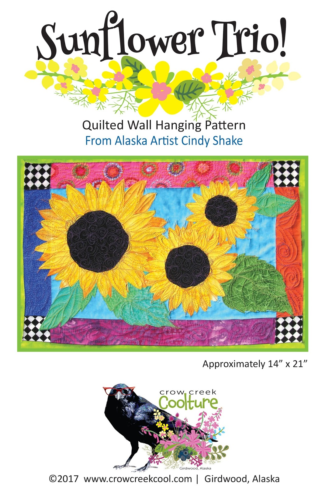 Cindy Shake Design: Fabric Design & Art Quilt Patterns