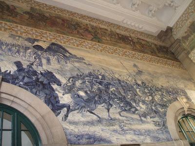Estación de San Bento Oporto