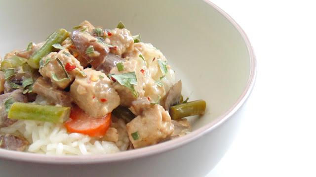 Thai New Year + Vegan Lunch Recipes