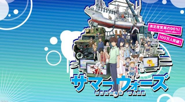 Best  Madhouse Anime list - Summer Wars