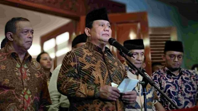 Dikritik Andi Arief Malas, Ini Jawaban Prabowo