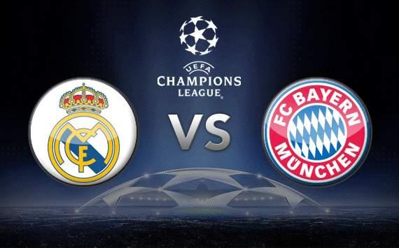 مشاهدة مباراة ريال مدريد وبايرن ميونخ (١٢-٤-٢٠١٧) - بث مباشر وباكثر من جودة لجميع السرعات