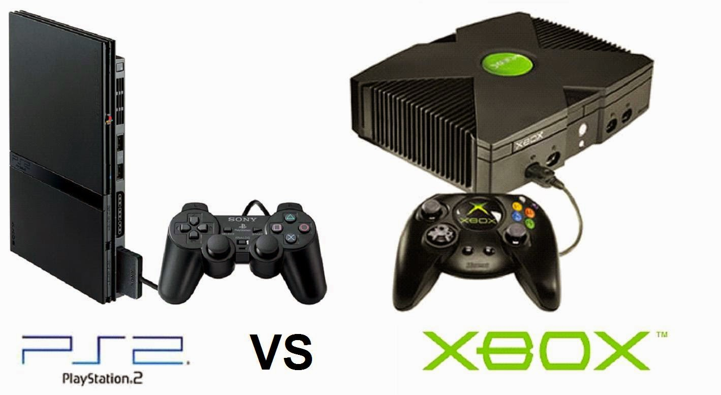 xbox vs. ps2 essays