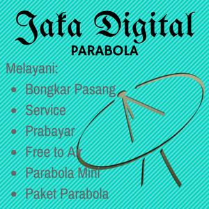Pelayanan Jasa service paraboal