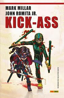 "Reseña de ""Biblioteca Millarworld. Kick-Ass"" de Mark Millar y John Romita Jr. - Panini Comics"