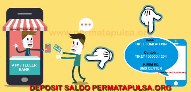 deposit saldo pulsa murah