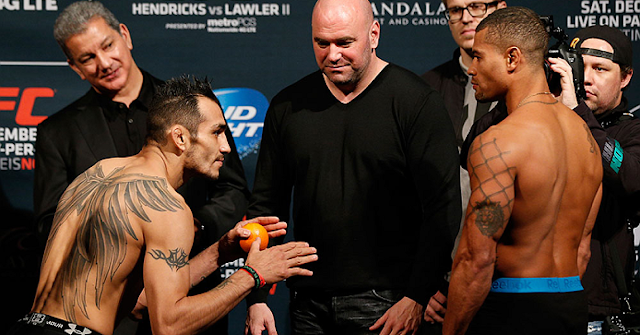 Tony Ferguson vs Abel Trujillo