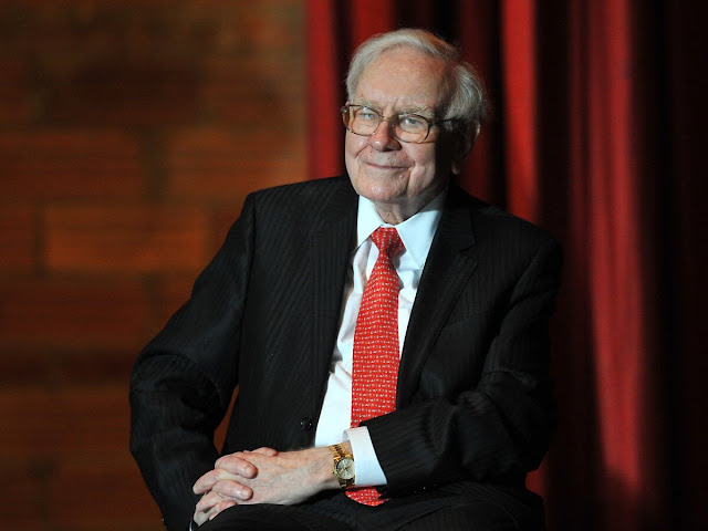 وارن بافيت - Warren Buffett