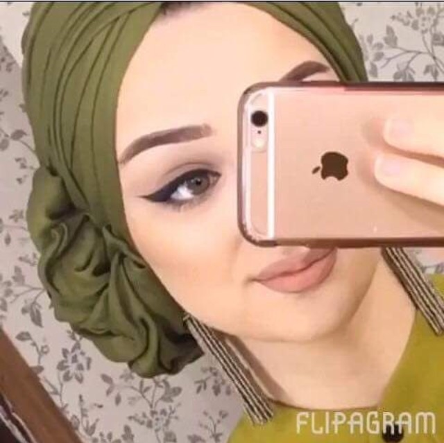 صور بنات سيلفي محجبات 2017/2018