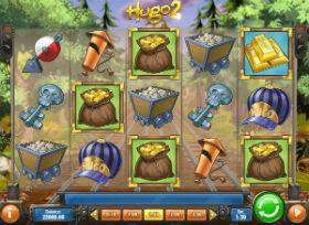 Jucat acum Hugo 2 Slot Online