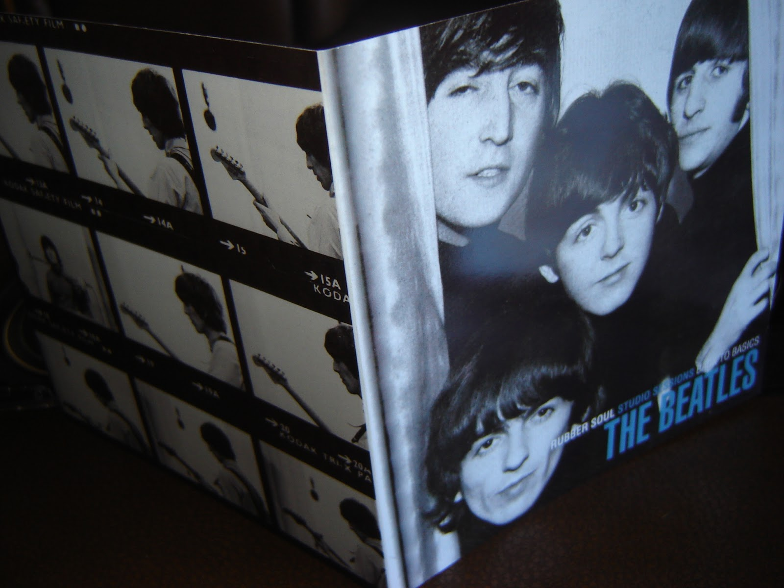 The Beatles mogg Files