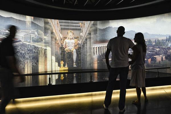المتحف الاوليمبى