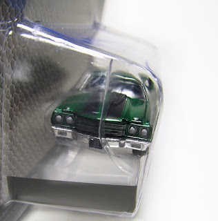 GreenLight Black Bandit Chevrolet Chevelle ss Green Machine