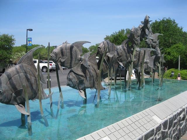 Best Aquariums in the USA: North Carolina Aquariums at Fort Fisher