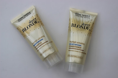 John Frieda Sheer Blonde review
